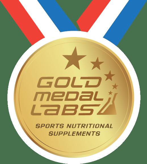 Gold Medal Labs Logo