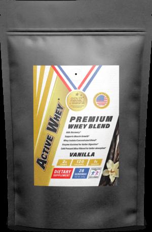 Active Whey Vanilla