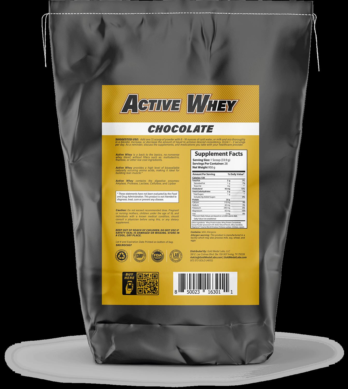 Active Whey Chocolate