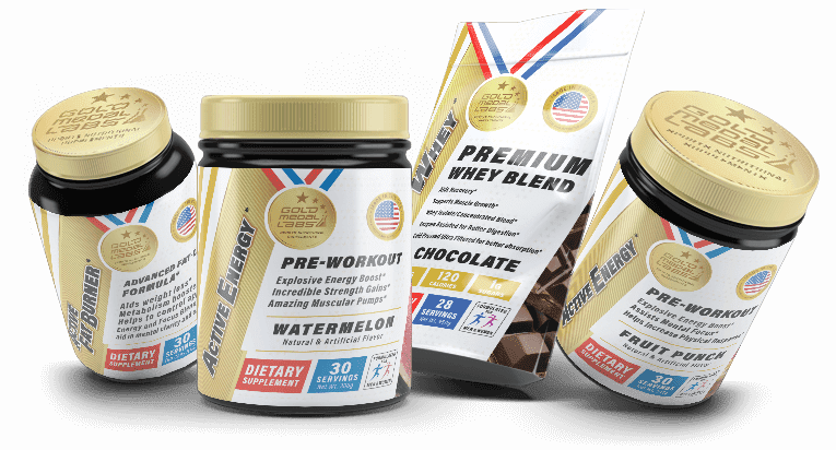 gold medal labs products
