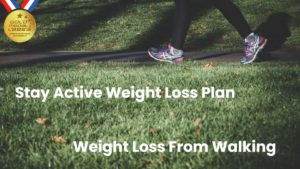 Weight Loss From Waling